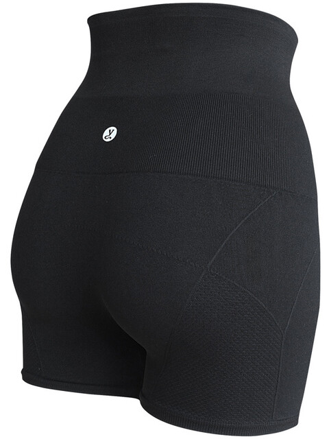 Kidneykaren Yoga Shorts Women Black